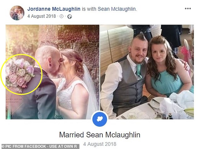 小氣新娘稱婚禮「沒收到捧花」堅持退款 結果「被臉書出賣」直接被封最不要臉新娘!