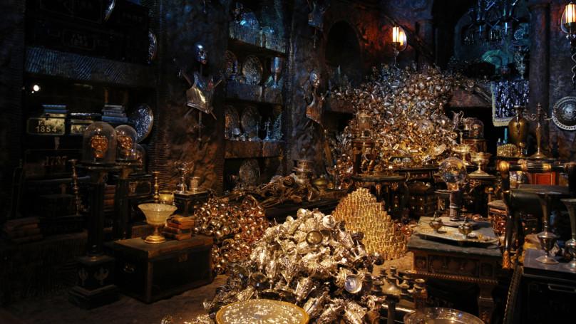 麻瓜們注意!《哈利波特》古靈閣巫師銀行開放 「貝拉雷斯壯場景」讓粉絲暴動:準備去找分靈體