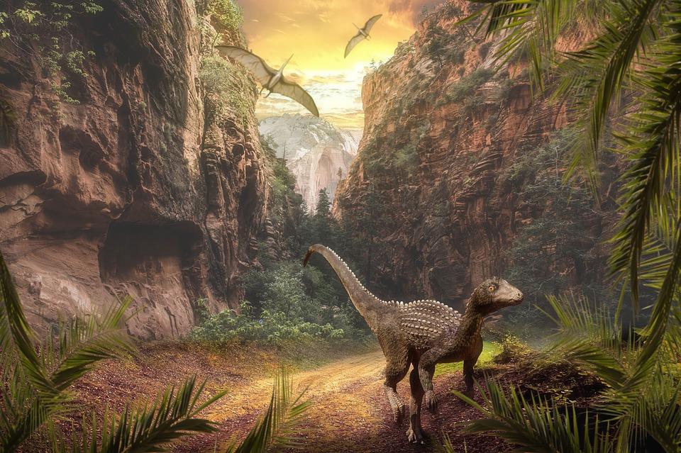 英美決定合作讓「恐龍復活」成真 科學家「侏羅紀禁區」超興奮:我們會挖出一整隻!