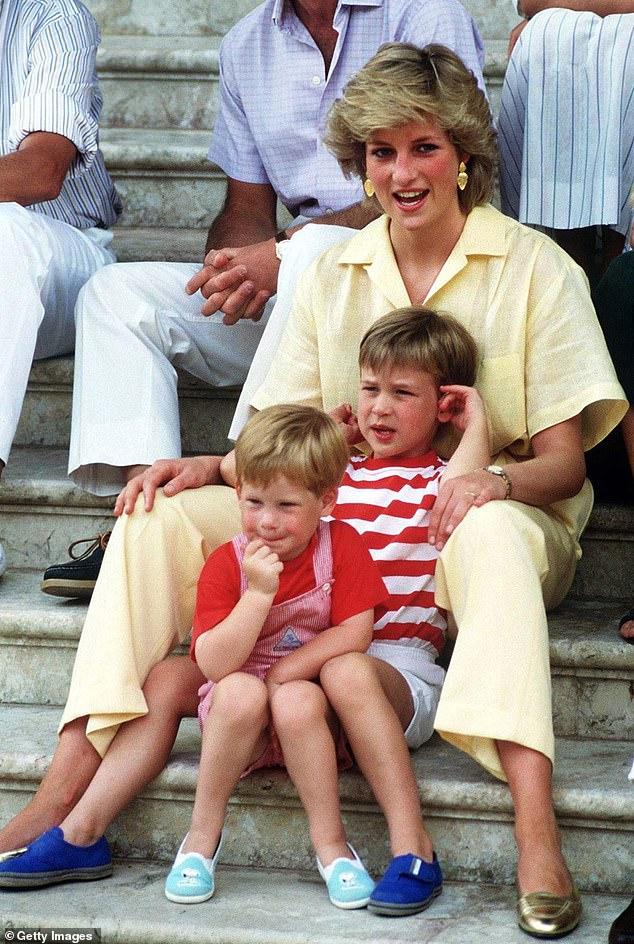 梅根小孩「名字出爐」 網友卻大怒:沒人可以取代黛安娜王妃!