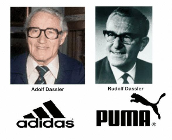 愛迪達、PUMA創辦人是親兄弟!他說「一句話」就吵了60年 連永眠的位置都超針對