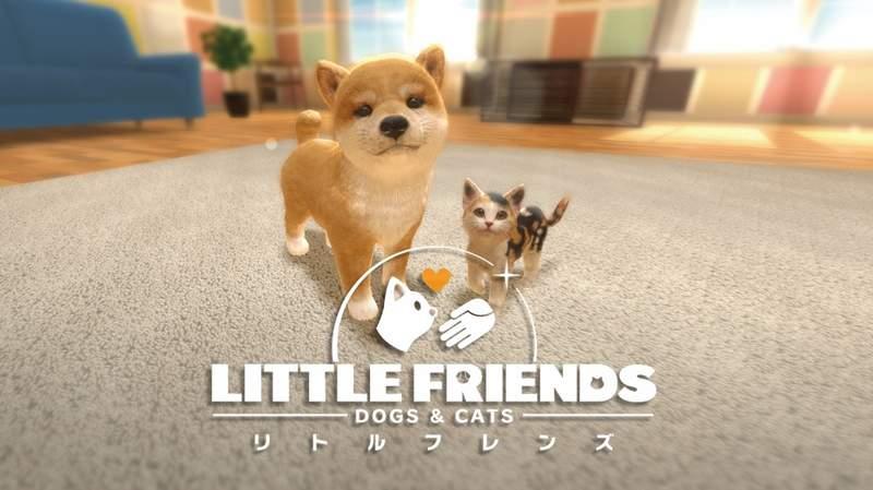 Switch推「超真實貓狗養成」遊戲 毛奴超興奮看到「幹型狗糧」傻眼:吃了會變月月?