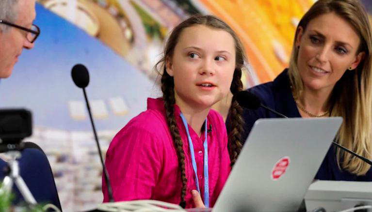 16歲辮子妹「每周五都蹺課」!8個月後被提名諾貝爾和平獎 連台灣人都該謝謝她