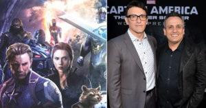 電影《復仇者聯盟4:終局之戰》預告都是假?羅素兄弟表示:網友觀察力太強了