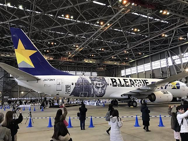 日本廉航請《灌籃高手》作者繪製「帥氣球員班機」 機內「座椅頭套」超熱血想收藏!