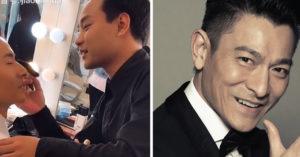 他帥到變「劉德華分身」傳影片分享 眼尖粉絲看到「張國榮現身」爆淚:我們很想你!