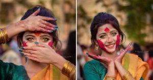 印度正妹「綠寶石眼睛」看一眼永生難忘!「頭髮放下來模樣」讓萬名網友戀愛:靈魂被勾走了