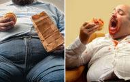 外媒研究警告肚子越大「腦容量越小」 超過「30界線」就要小心癡呆!
