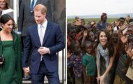 哈利梅根傳將被皇室「全家送到非洲」 知情者爆:這是她妄想「超越黛妃」的下場!