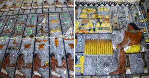 埃及公布新發現「4000年古墓」 專家看到內部設計全嚇壞:就像昨天才蓋好...