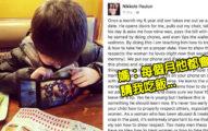 媽咪分享6歲兒「小手掏錢包」照震撼300萬人 「超齡成熟行為」網讚爆:我願意等他15年!