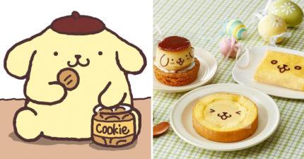 日本推激萌「4款布丁狗甜點」 表情超Q連口味都神複製!