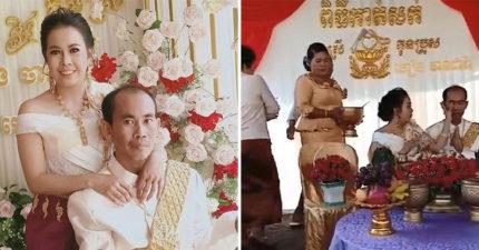新郎在婚禮當天發現「新娘是親妹妹」他秒崩潰 「超心酸原因」曝光惹哭網友:你一定要幸福!