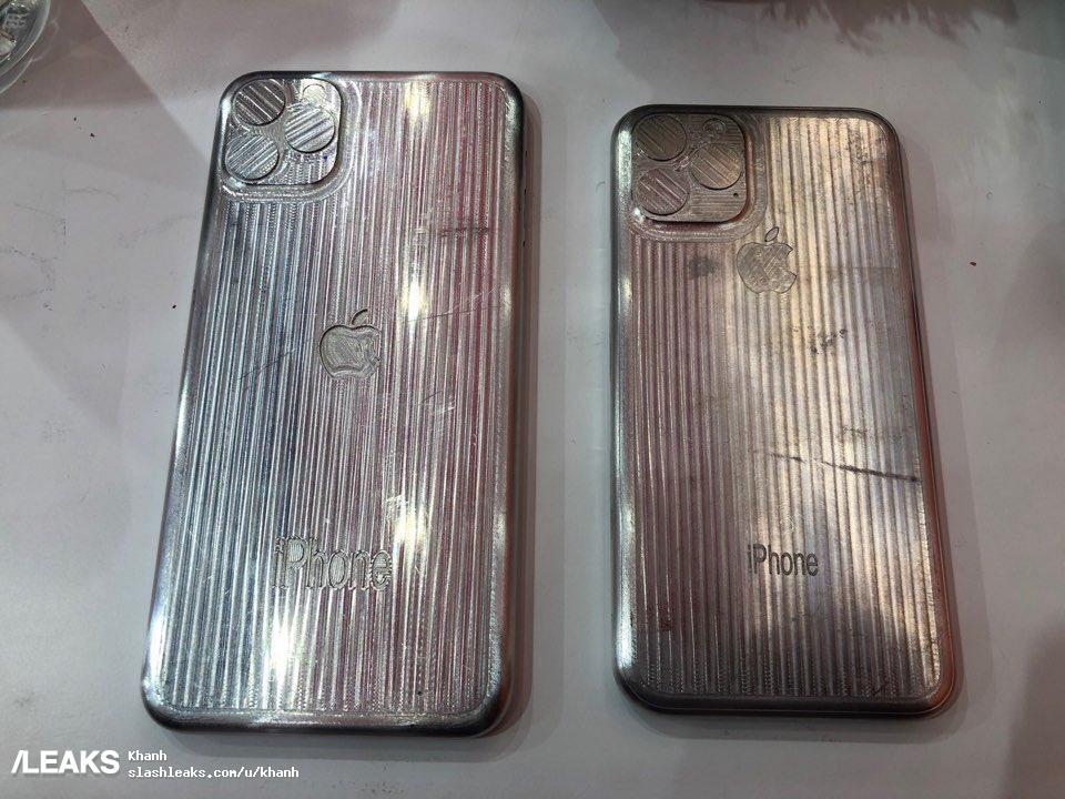 最新iPhone造型曝光「超狂3鏡頭」三角排列 果粉大崩潰:賈伯斯心血全毀...