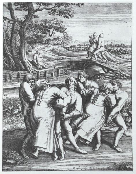 11個歷史上「沒有人敢去破解」的可怕秘密 400人無法控制地跳舞...跳到生命結束