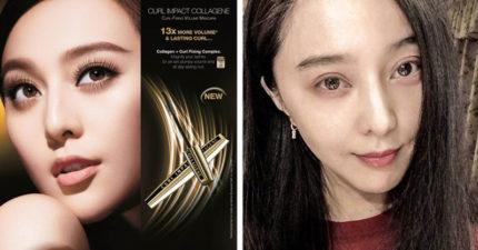 化妝如何地改變一個人?外媒挖出22個彩妝大牌模特兒的「全素顏真面目」