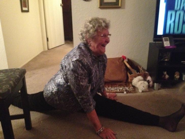 23個「活得比年輕人還認真」的超狂奶奶 請肌肉猛男來慶生...是她指定的!