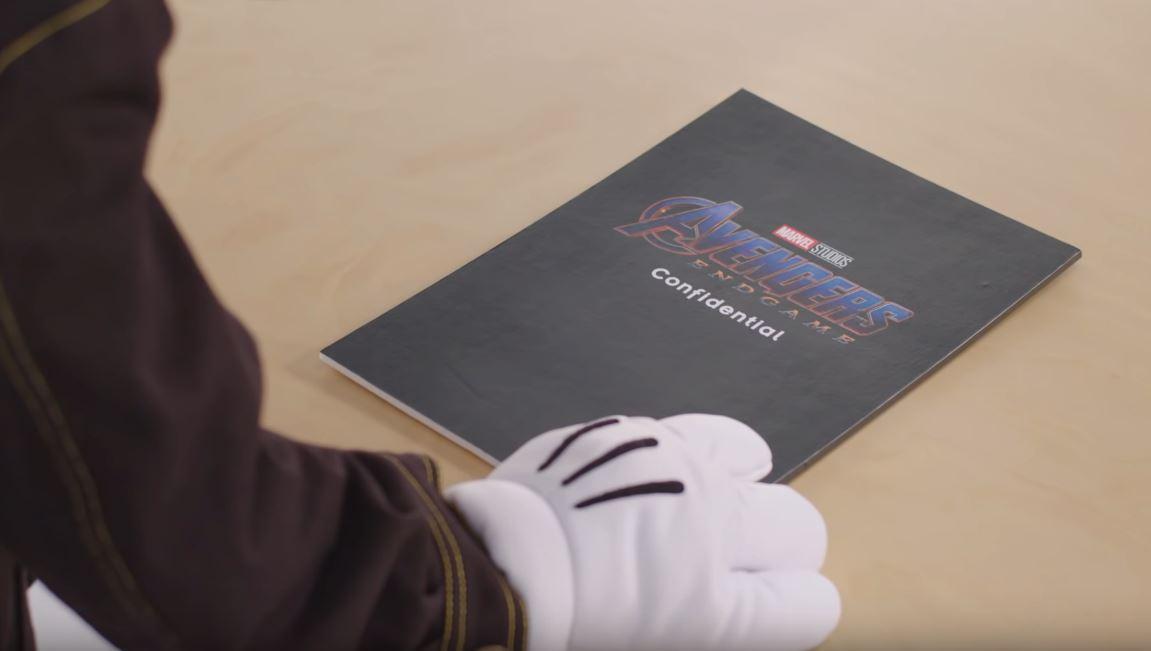 迪士尼證明《復仇者4》將有「隱藏版英雄」加入戰局 網看到「白手套」推爆:老闆上場啦!