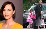 莎莉賽隆領養的兒子「其實是女兒」堅定表態:想成為她的後盾