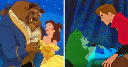 專家表示「迪士尼根本是社會毒瘤」 《美女與野獸》、《阿拉丁》全上榜...《睡美人》最糟!