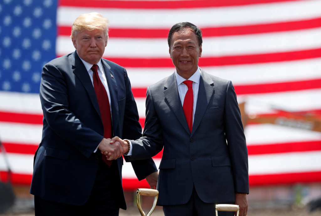 郭台銘宣布選總統外媒卻「不看好」 美前駐台大使點出他「態度問題」嘆:選上會很危險!