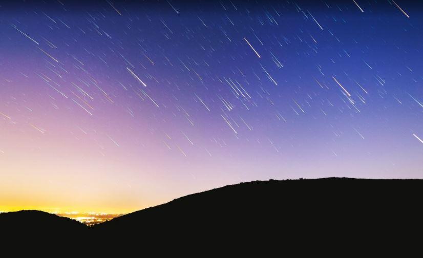 氣象局公布「寶瓶座流星雨」即將登場 5/6的黃金期「每小時50顆流星」!