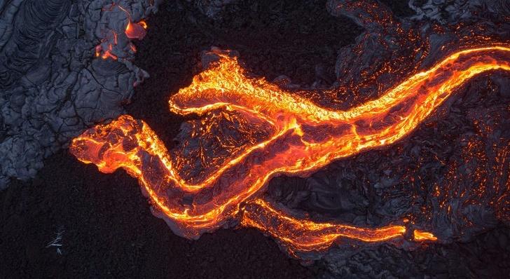 28張原來「上帝是這樣看地球」的超美鳥瞰圖 祂把「名畫星空」藏在夜晚的深海!