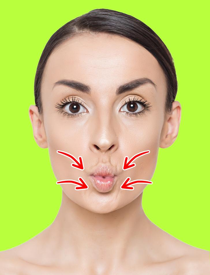 7個不用去醫美「也能當凍齡男/女神」的臉部抗皺運動 2根食指就超有效!