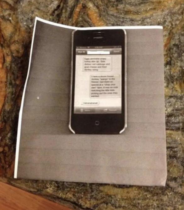 17個證明「當媽後會變天才」的世紀級創意發明 不會手機截圖...她把整個畫面掃描出去!