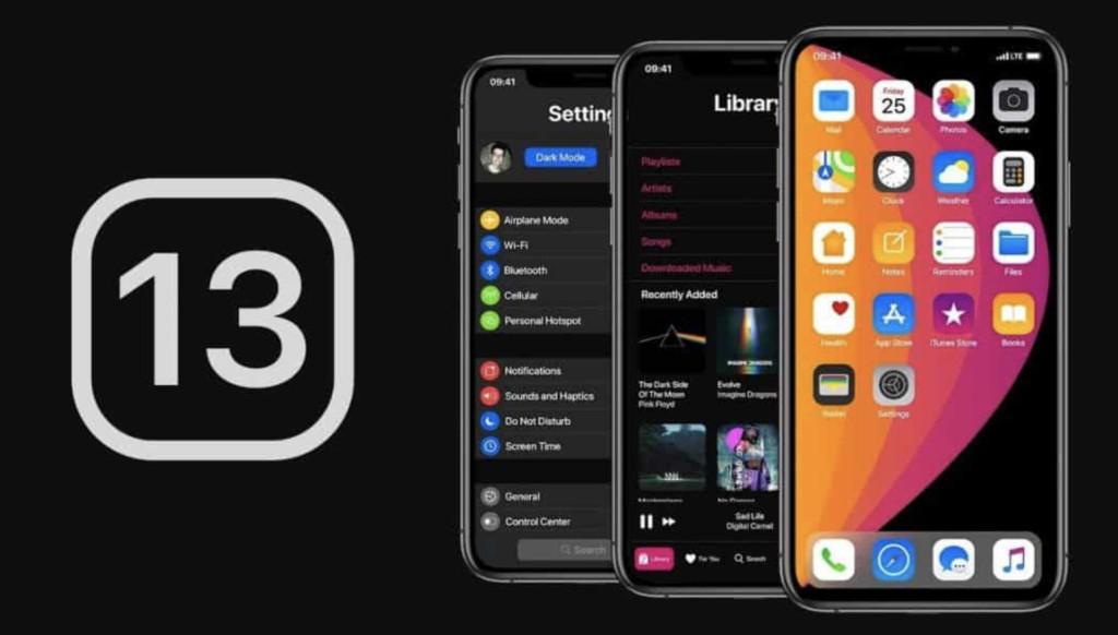 iOS 13傳「不支援5款舊iPhone」果迷挫在等 「淘汰名單」公布:連6S也有!
