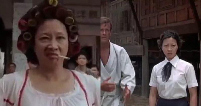 《功夫》「包租婆」曾是龐德女郎!30年前「超正模樣」曝光...網呆:比現在女星辣多了
