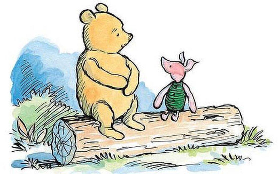 20個「小熊維尼想告訴每位大人」的超暖心人生道理 你永遠比自己想像的更勇敢!