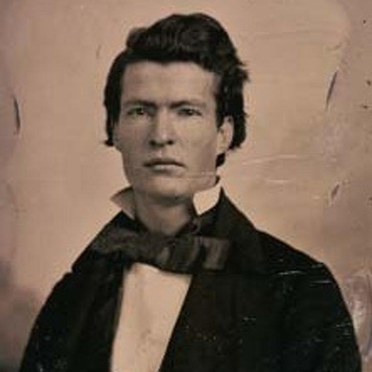 歷史上22個顏質高到「不放課本裡是怕你愛上他」的名人 林肯案的惡人竟然帥到逆天!