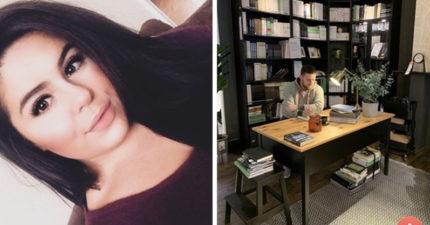 正妹交友配對到「居家品味男」超興奮 近看才發現「全在IKEA拍的」笑翻!
