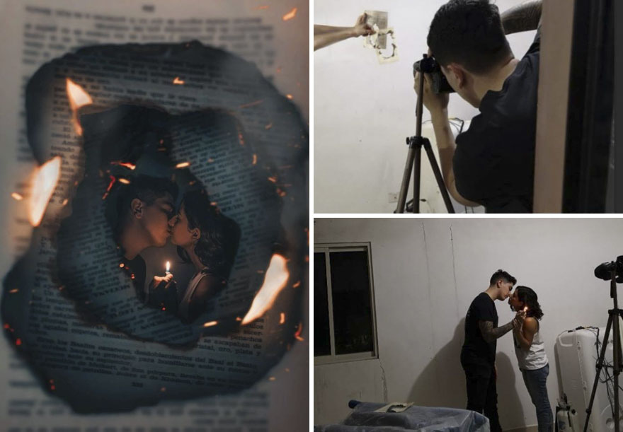 攝影師公佈28張「史詩級美照」的背後超神技巧 想拍出「兩個世界」得先放棄一台相機!