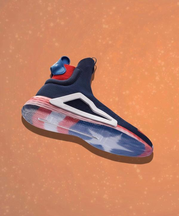 NBA驚現超級英雄!愛迪達聯名漫威推「復仇者聯盟鞋款」 超帥「美隊配色」引暴動:敗下去了!