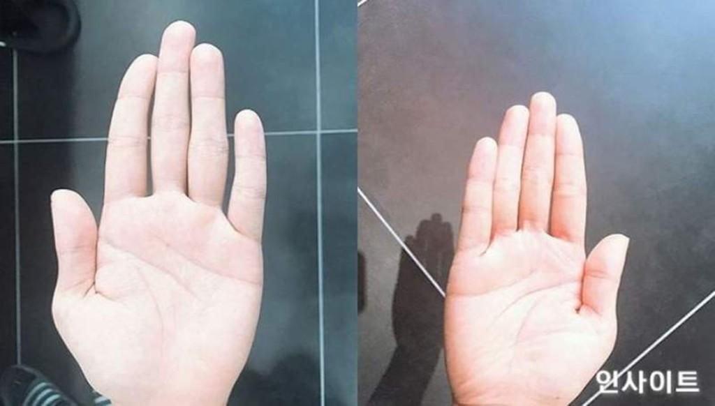 韓瘋傳超准心理測驗 只要「攤開雙手」就能讓你的隱藏性格瞬間曝光!
