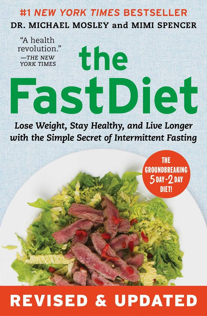 醫師大推「5:2輕斷食」減肥法 親自驗證「不用餓還少9KG」的有效關鍵!