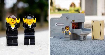 樂高推「超暗黑葬禮」積木組合 背後創作原因被爸媽讚爆:小孩超需要!