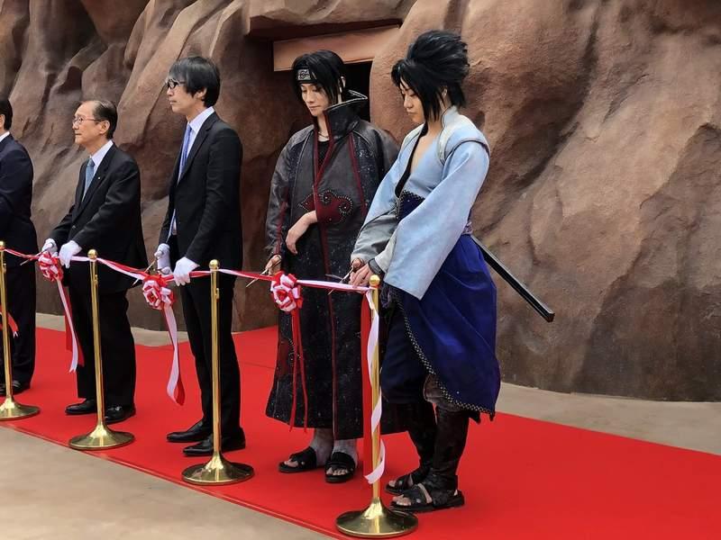 神還原火影雕像!世上第一個《火影忍者》樂園在日本開幕 傳說中「一樂拉麵」賣相讓粉絲暴動啦