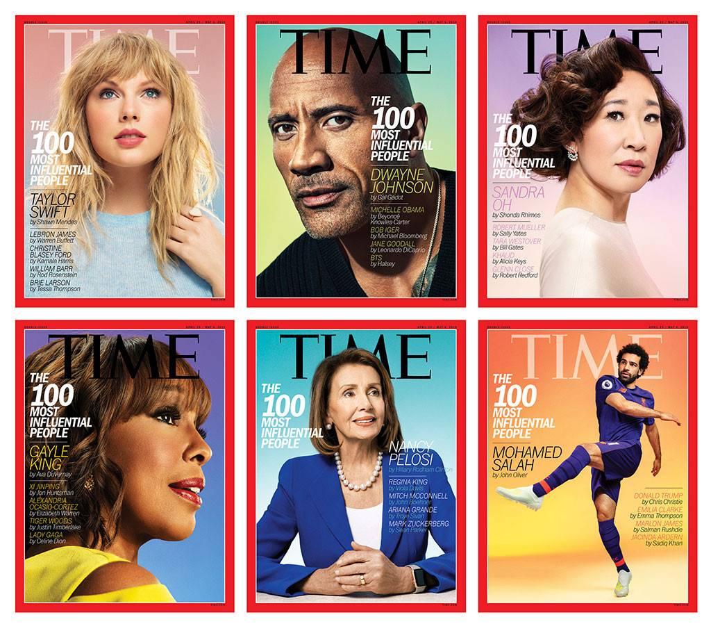 2019年「全球百大最具影響力」人物名單出爐!「亞洲代表」被讚:已經是世界巔峰