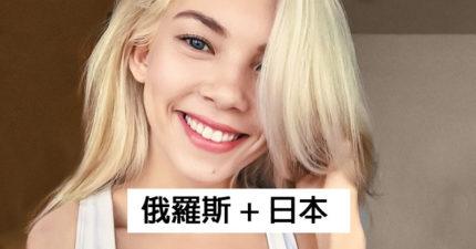 24張證明「日本人擁有最強血統」的日本混血天菜照 西班牙+日本男孩電翻全網!