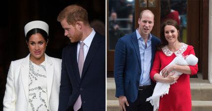 戴安娜也不敢不從!梅根卻再破壞「皇室孩子出生」千年傳統 堅持不做「凱特做過的事」她反擊:完美都是假的