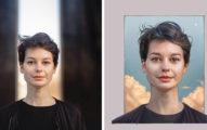 攝影師請16位藝術家「以他們的風格」畫出肖像照!「宮崎駿風」成品超驚喜:眼中世界很不同