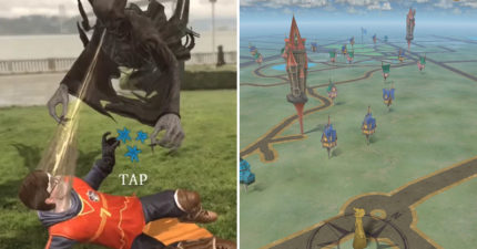 《Pokemon Go》推「哈利波特版」引暴動 「超貼心設計」網狂讚:準備PK佛地魔!