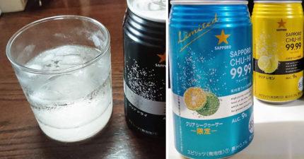 日推「失身酒2代」引暴動 網證實「比汽水還好喝」驚嘆:通往天國的階梯!