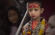 專題報導/成為「活神話」的尼泊爾活女神 永遠只能「面無表情的祕密」被揭露