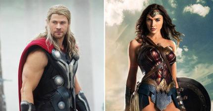 你高中是「班上哪個角色」就會成為哪個英雄 想當索爾居然要是舞王?