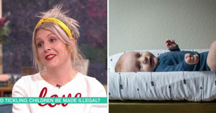 媽咪堅持換尿布應「取得寶寶同意」:這樣等他長大才會尊重人!