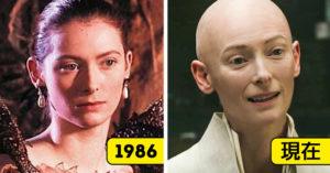 15位「出道作品完全是另一張臉」的好萊塢明星 傑森摩莫亞的「肌肉轉變」太驚人!